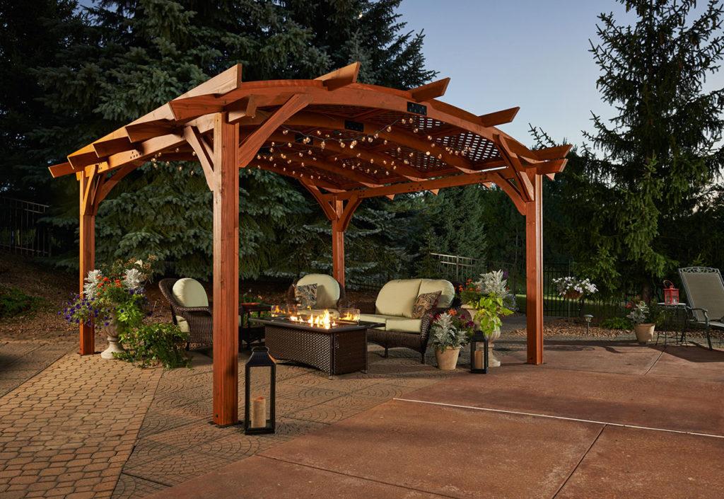 Pagola Ideas Pergolas Outdoor Spaces